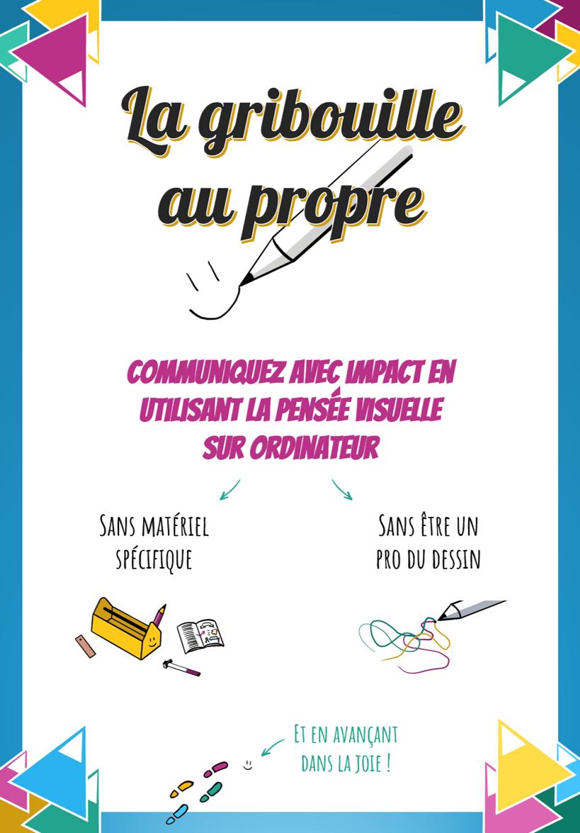 """Visuel du guide """"La gribouille au propre"""""""